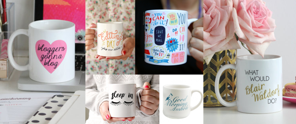 5 Mugs I'm Currently Loving On - Love Always, Audrey Blog