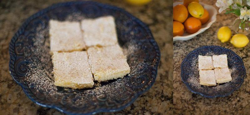 Lemon Bars Recipe - Love Always, Audrey Blog