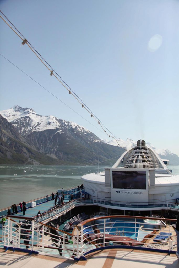 My Alaskan Cruise with Princess