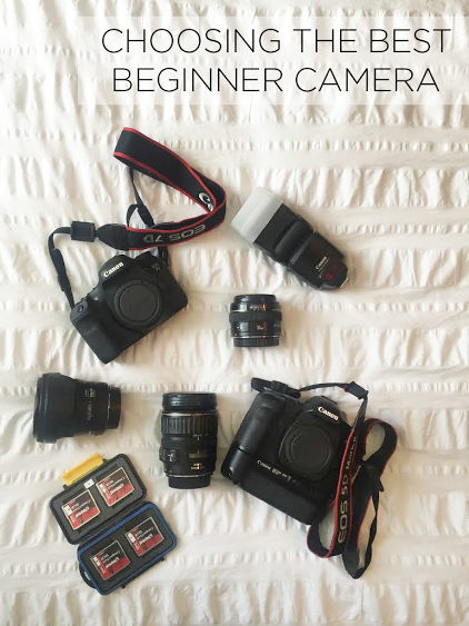 Picking the best beginner camera for the new photographer - Love Always, Audrey blog