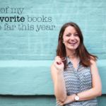 Favorite Books of 2015 (so far)