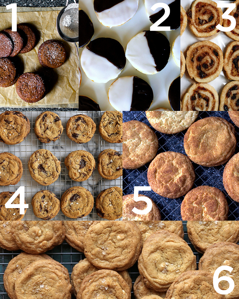 6 homemade cookies I need in my life right now