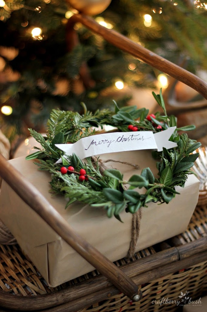 My favorite gift wrapping ideas! Love Always, Audrey blog