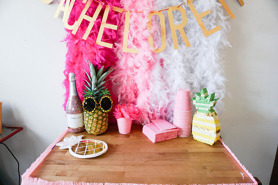 This beach bachelorette party is SO fun! Includes links to all products shown.