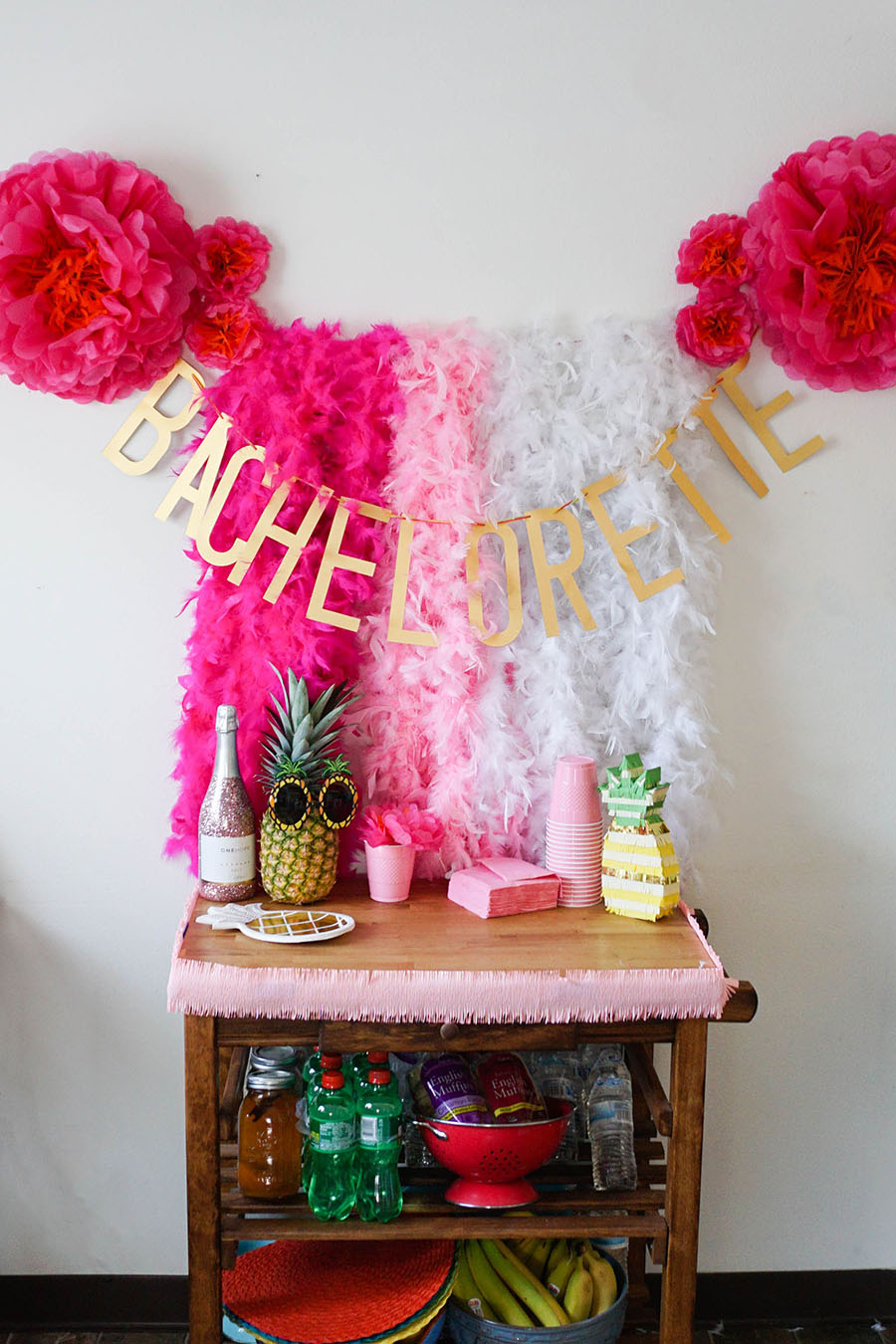 Easy beach bachelorette party ideas