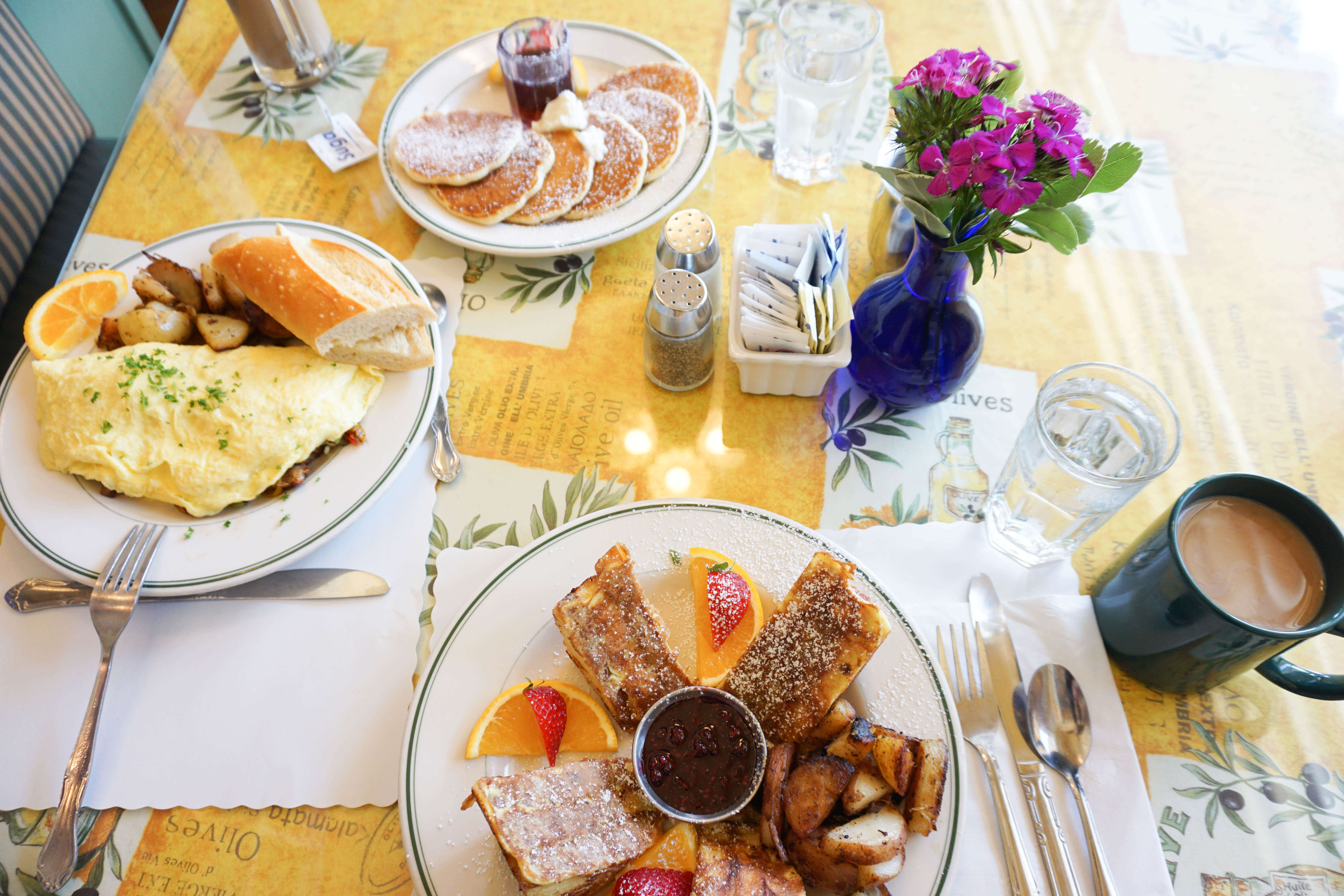 What do to in San Francisco: Mama's!