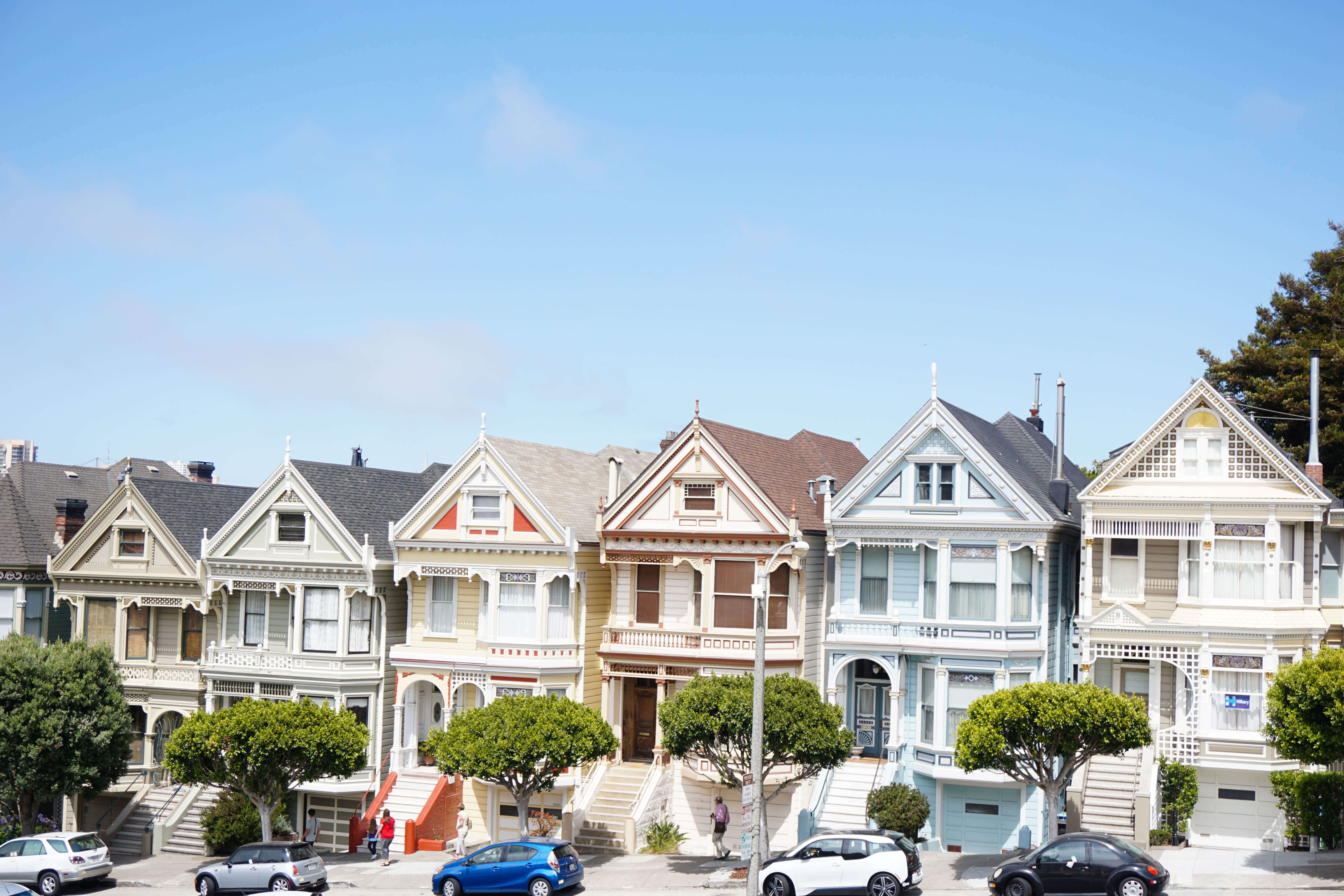 Vacation, here I come! What to eat, drink, and do in San Francisco.