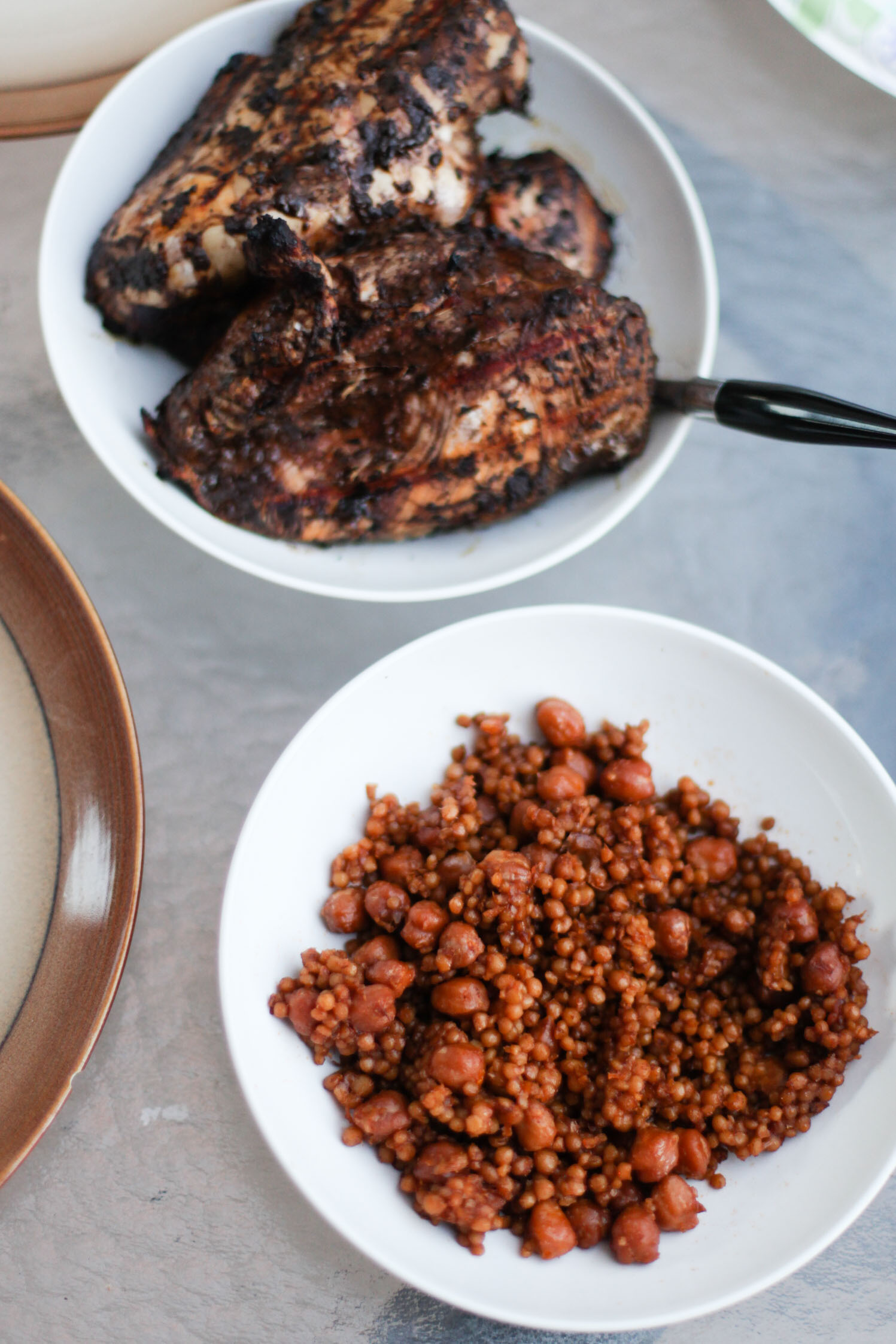SUPER easy Mediterranean recipe!
