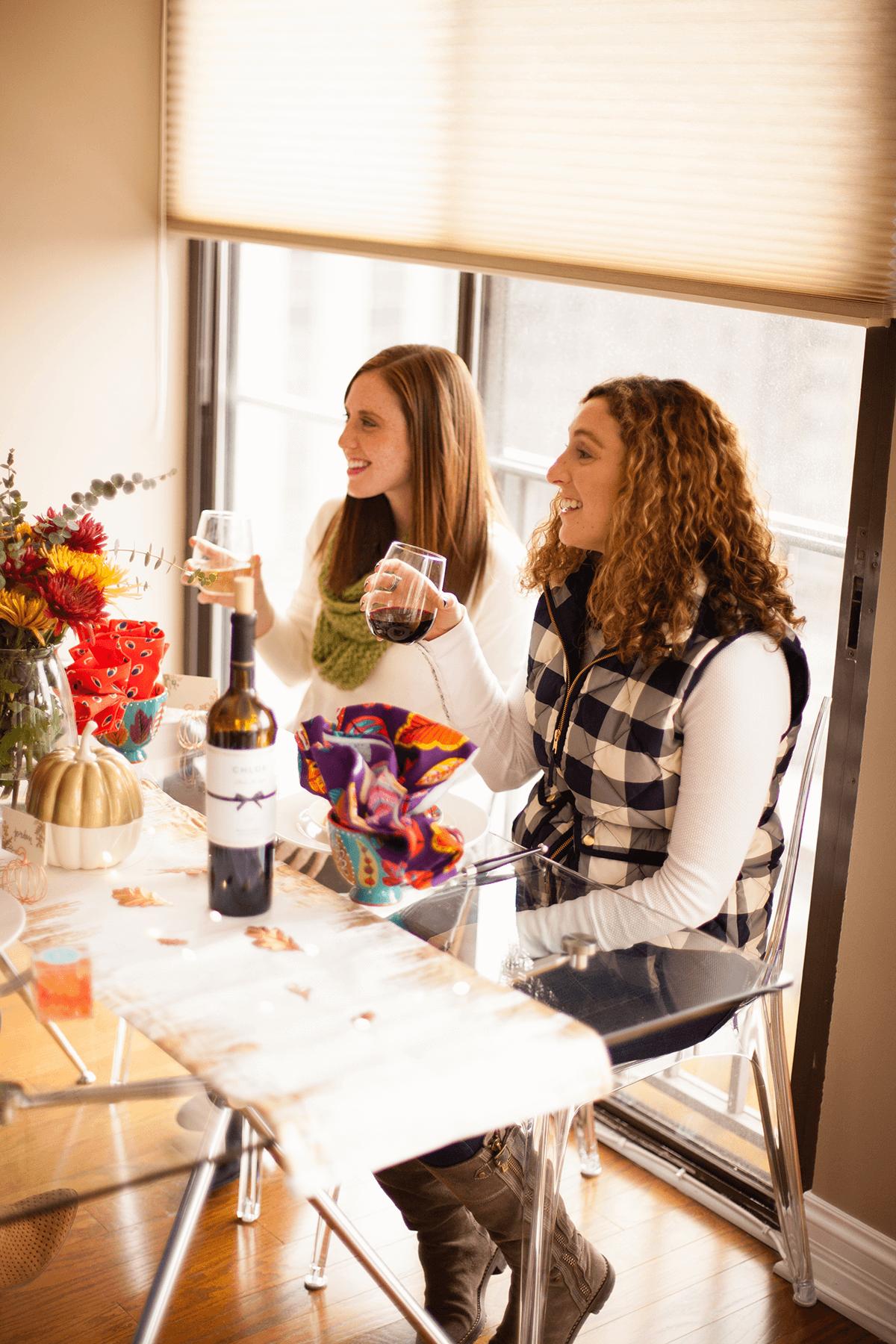 Friendsgiving Table Decor Ideas