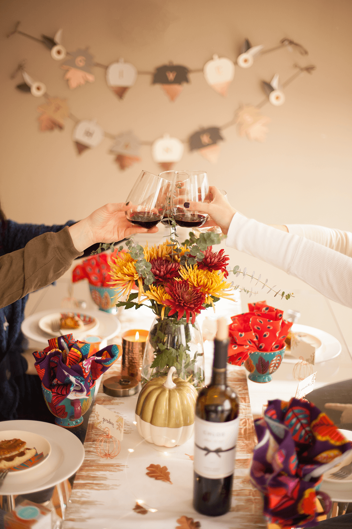 How To Friendsgiving