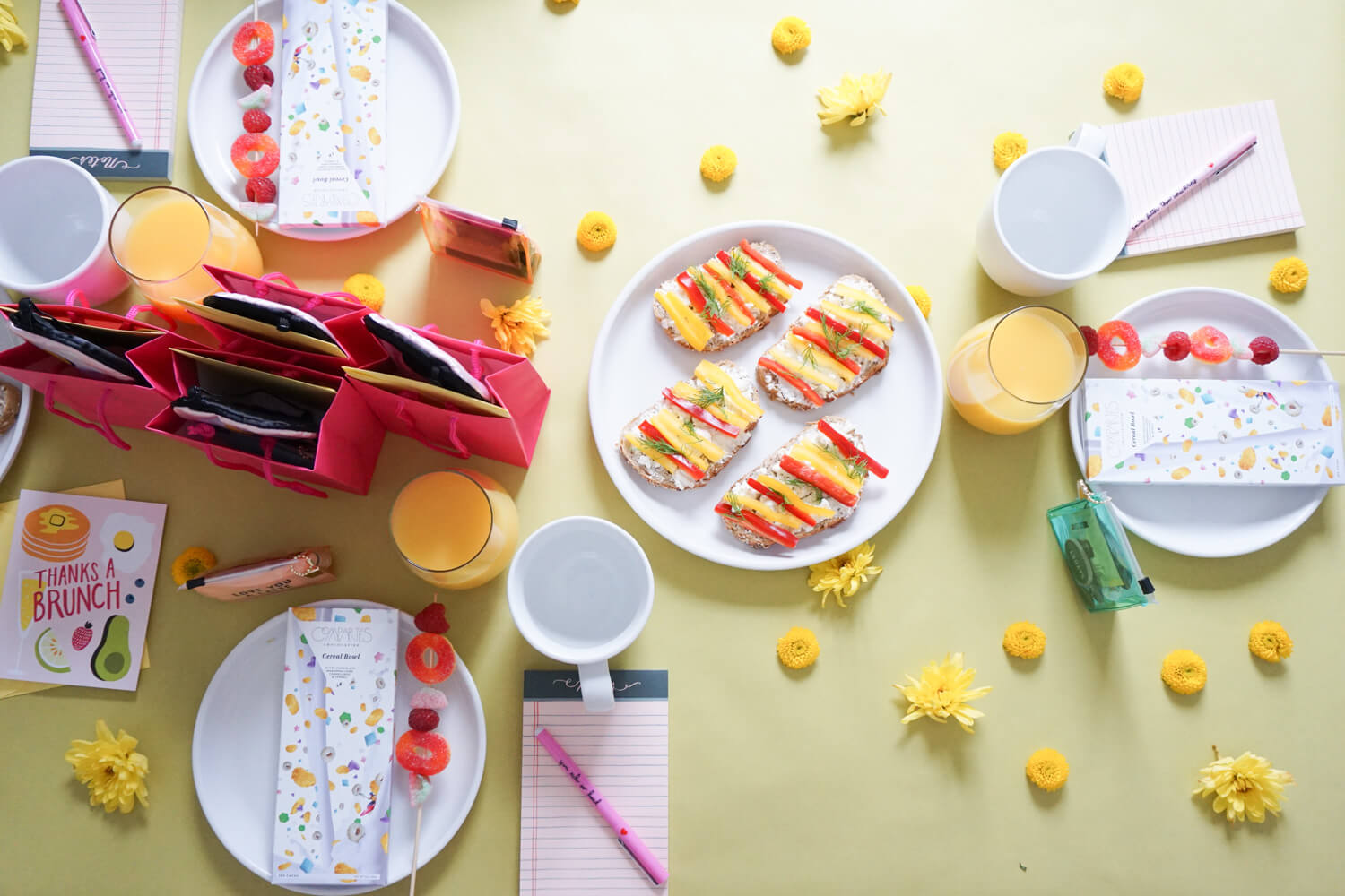 How to set New Year's Resolutions -- and how to keep them with a fun New Year's Day BRUNCH!