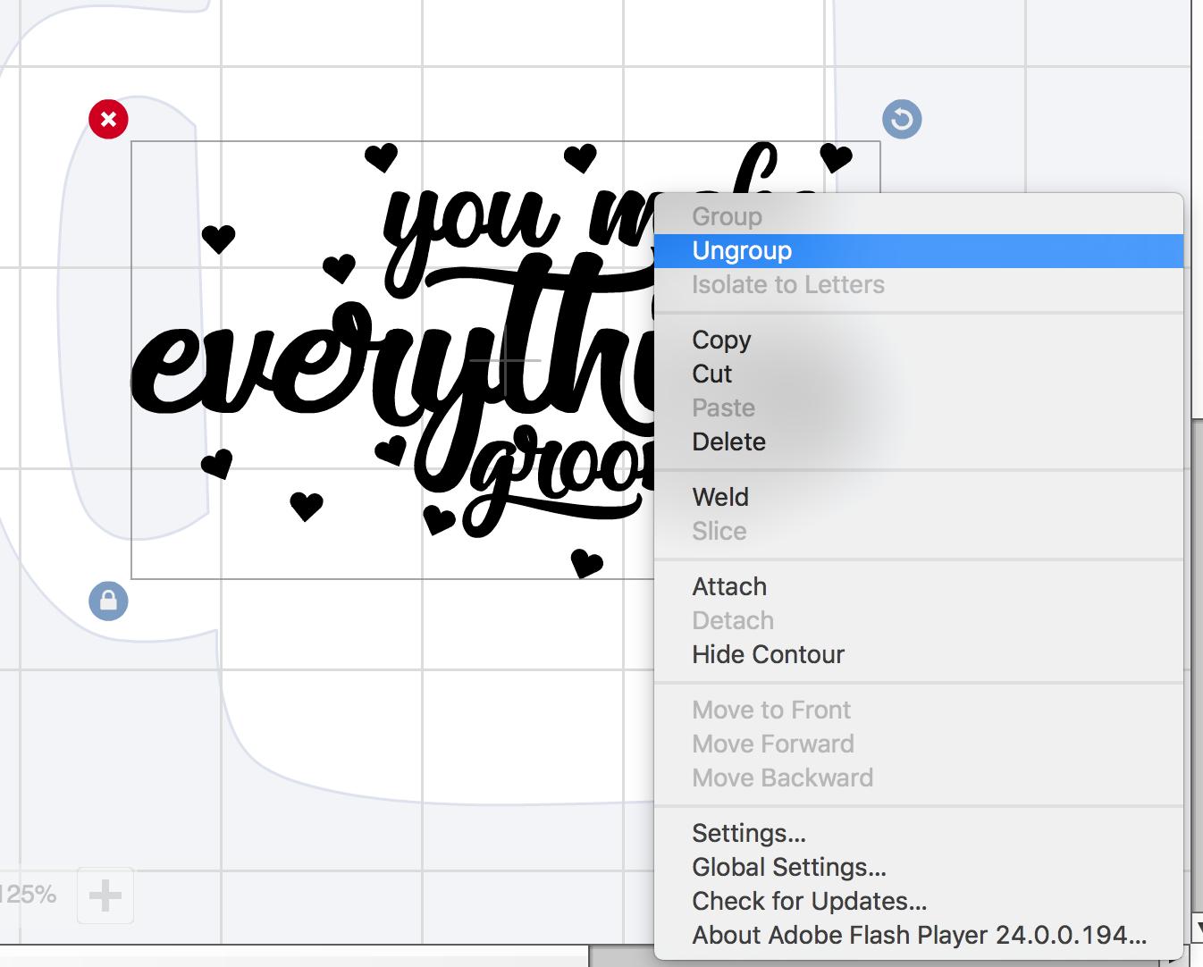 DIY Valentine with FREE .svg cut files