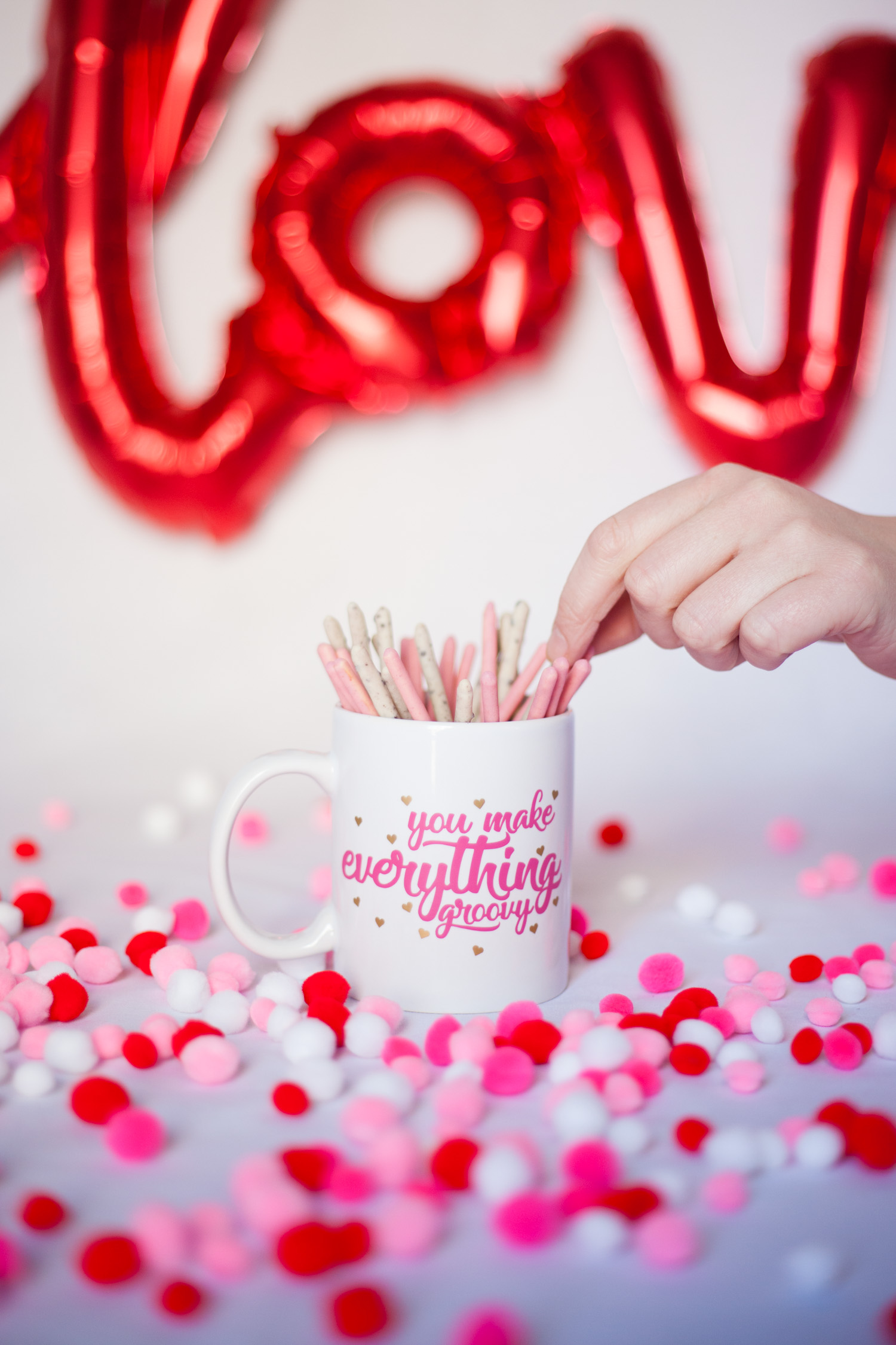 Learn how to make these cute Valentine's Day presents!