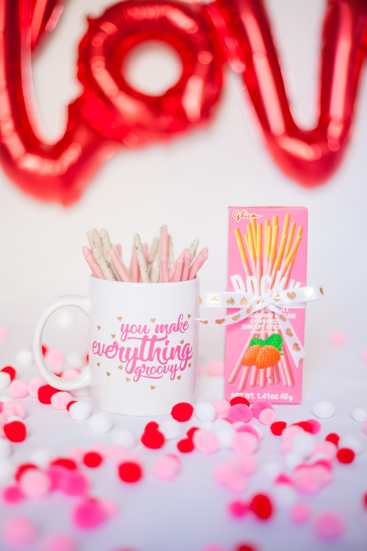 DIY Valentine's Day presents! FREE svg cut files for Cricut and Silhouette included.