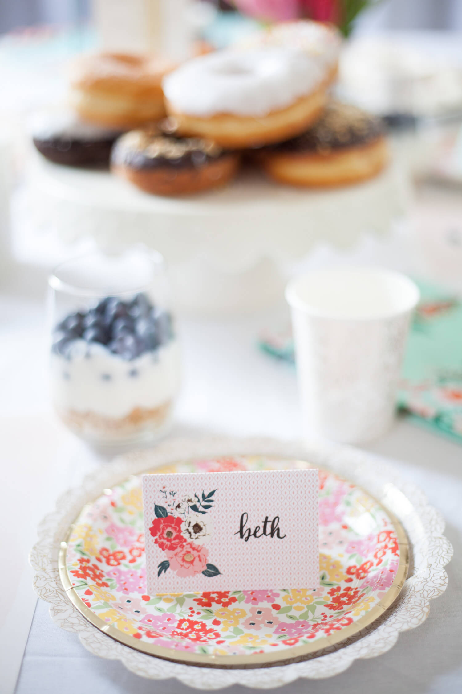 This easy tea party looks so fun! #Adulting, am I right?!