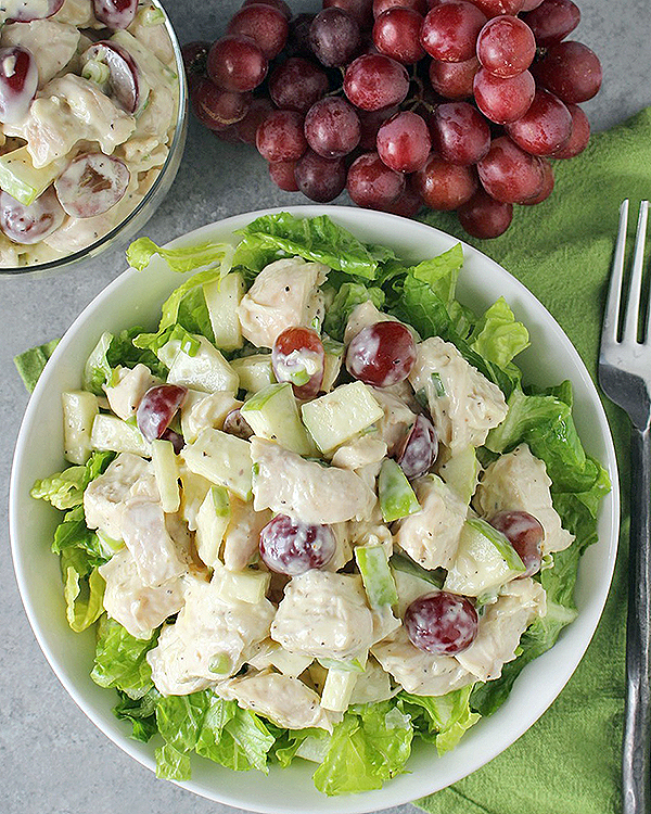 Whole30 Chicken Salad Recipe