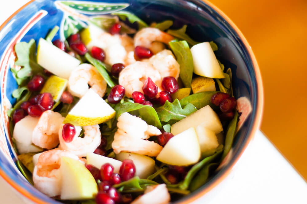 The most delicious Whole30 approved salad recipe EVER.
