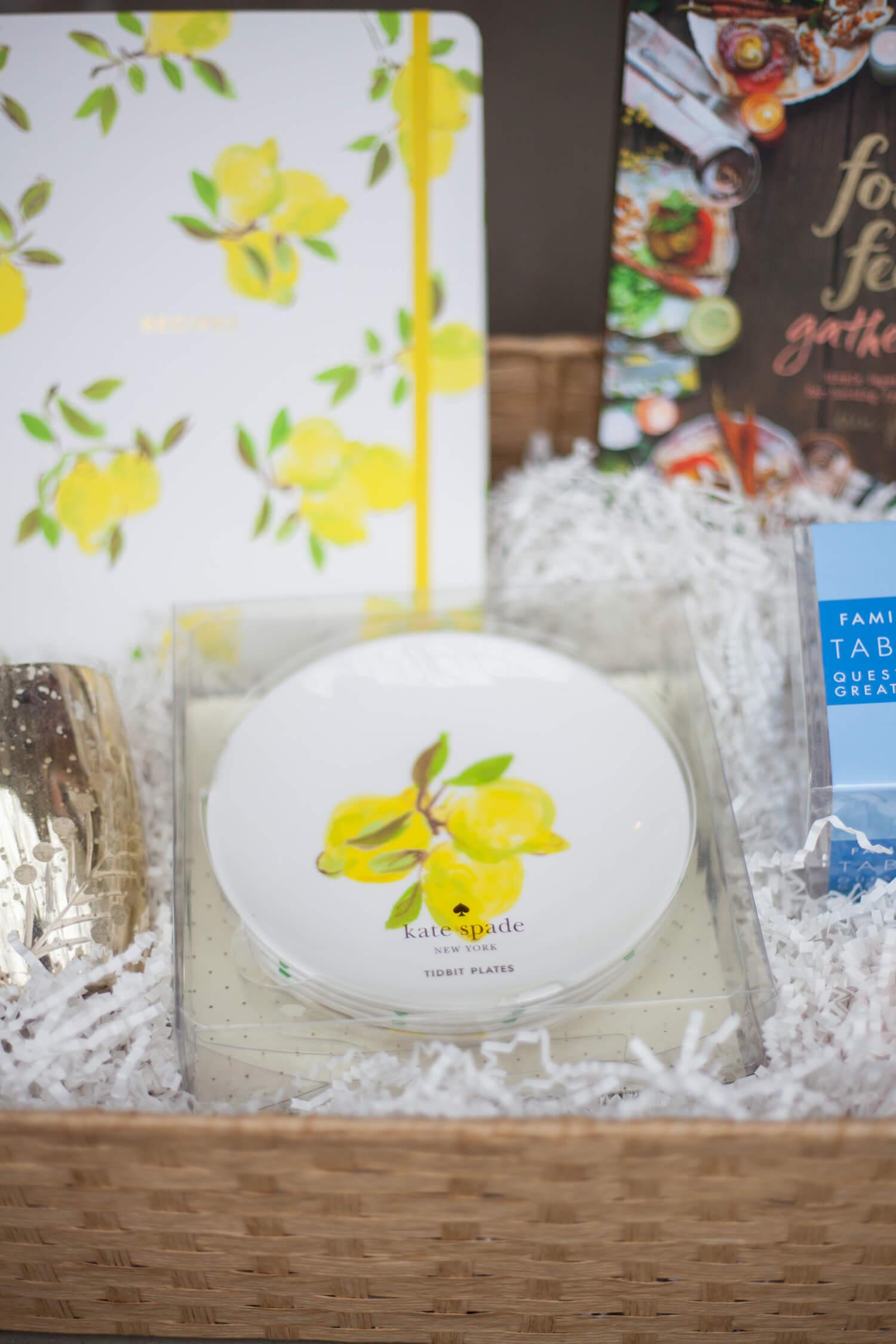 Housewarming gift basket ideas