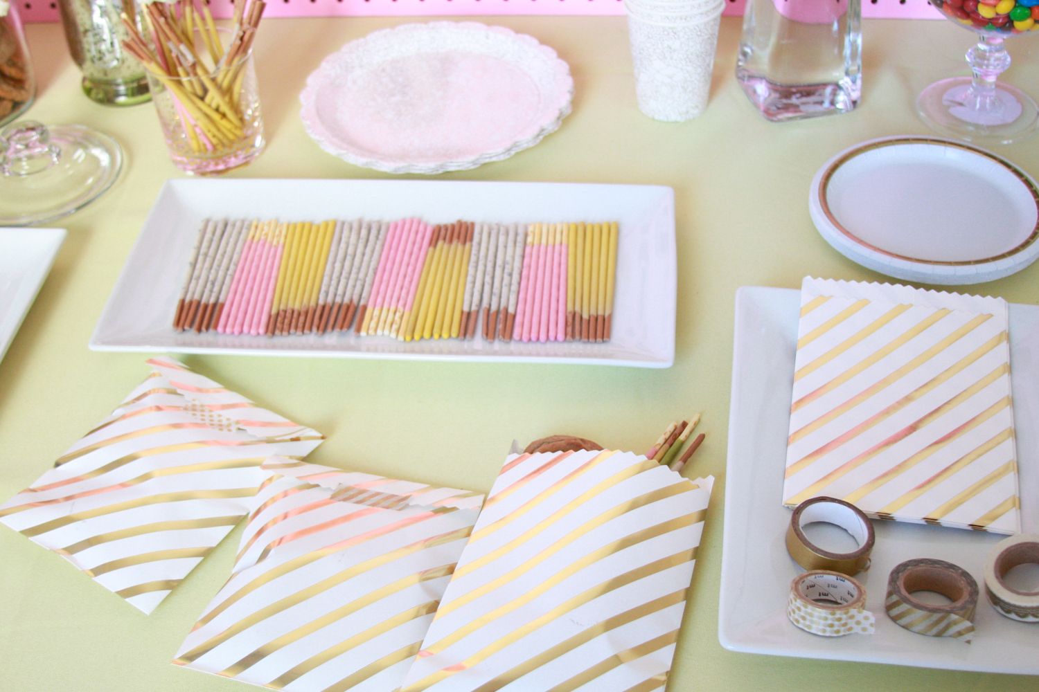 Tips for putting together your own easy dessert bar