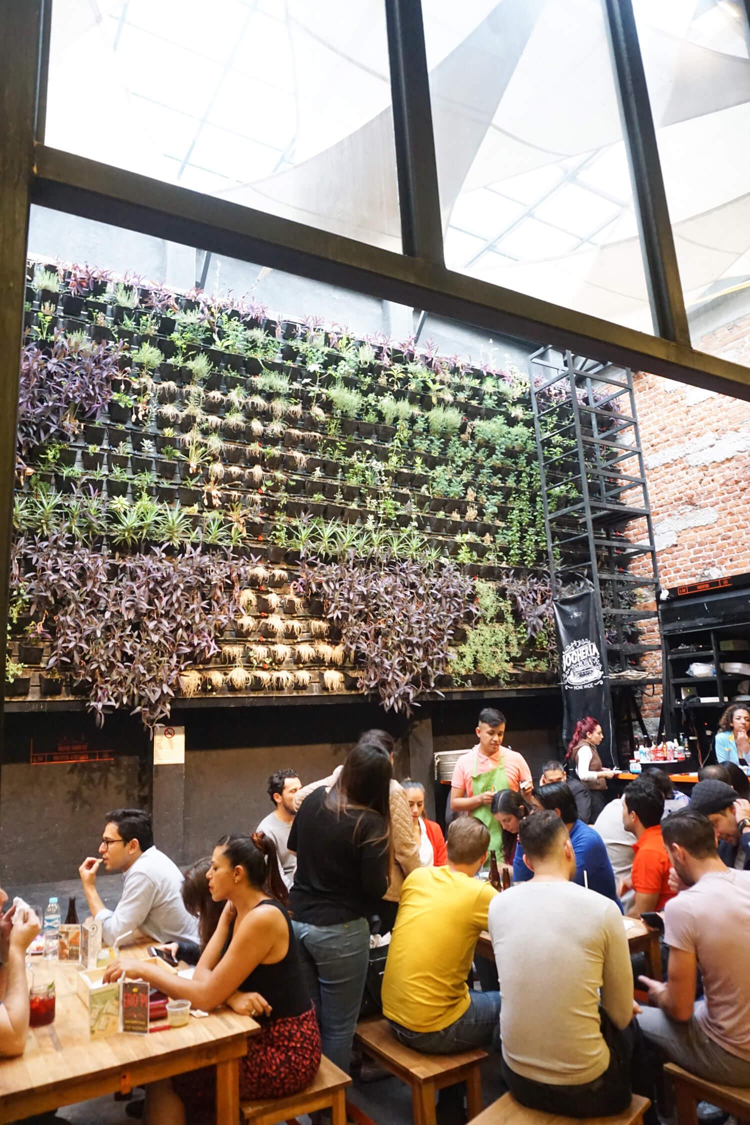 Where to eat in Mexico City: Mercado Roma