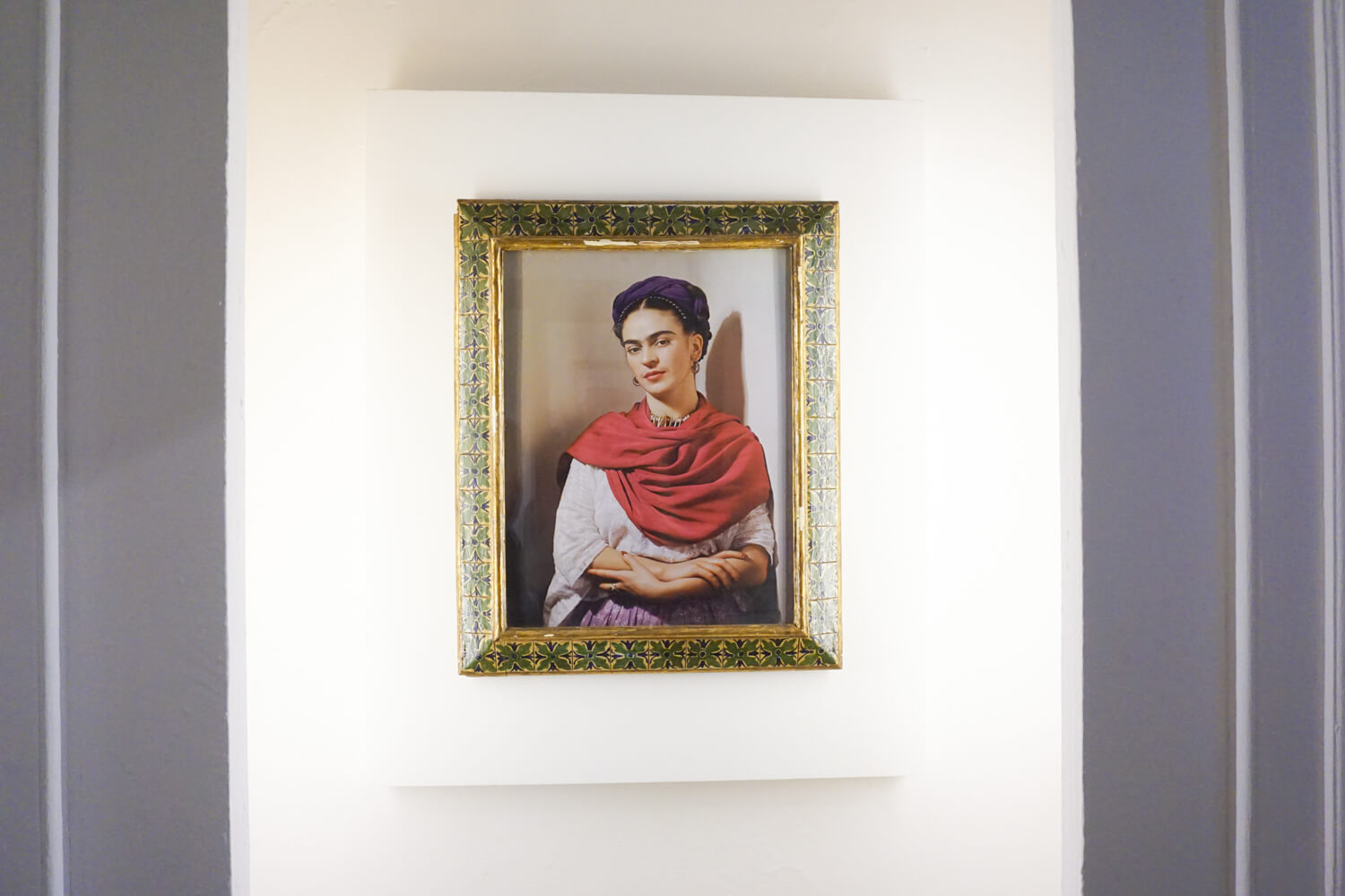 Visiting the Frida Kahlo museum is a MUST in Mexico City