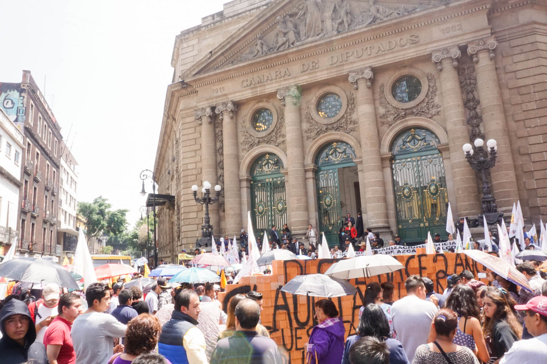 What To Do in Mexico City: FREE Walking Tour with Estación Mexico