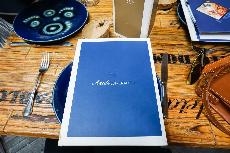 Where to eat in Mexico City: Azul Historico