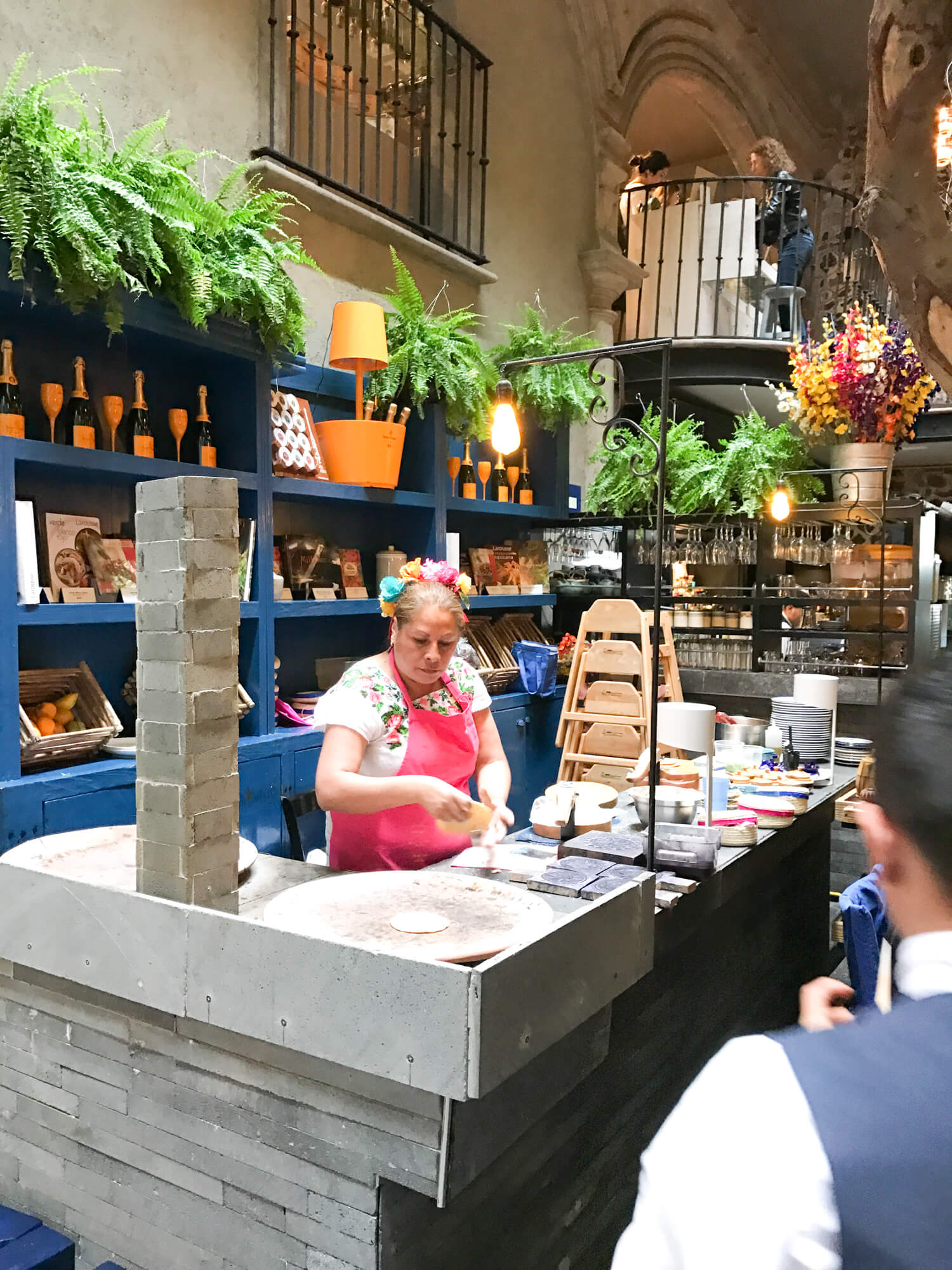 Where to eat in Mexico City: Azul Historico
