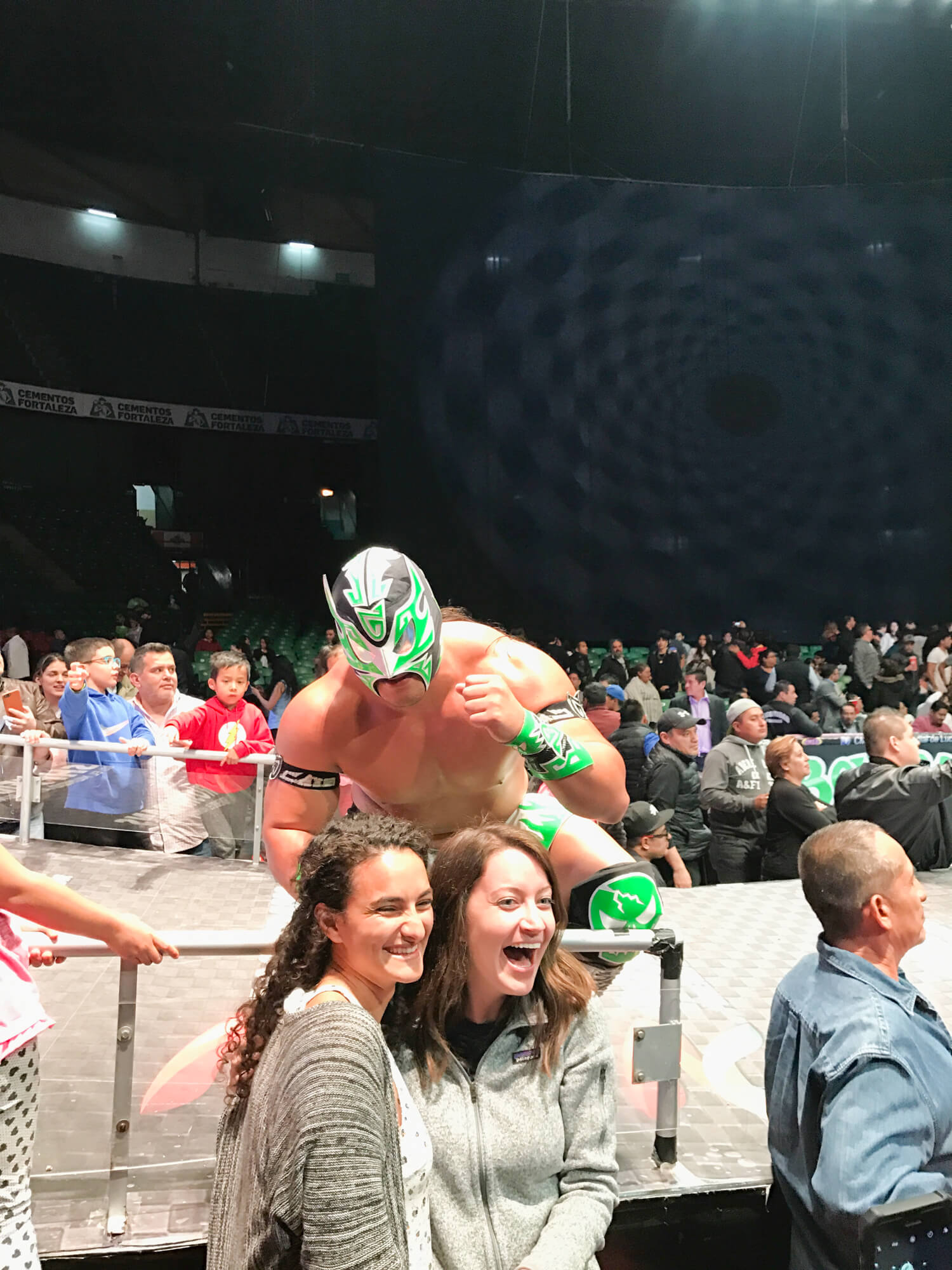 What To Do in Mexico City: Lucha Libre Fight!