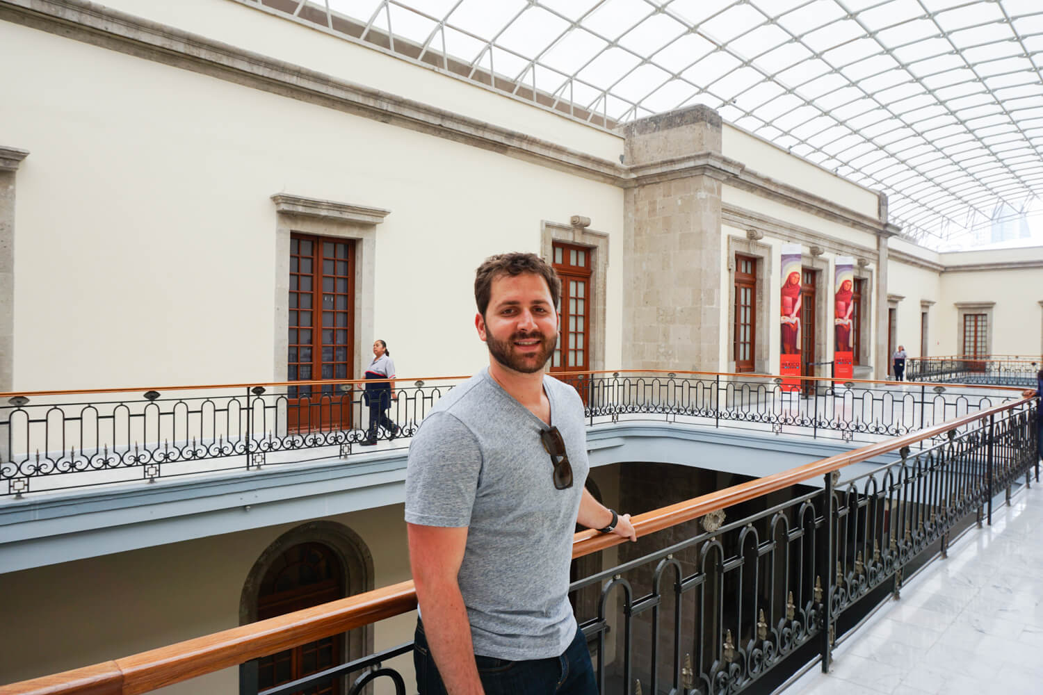 What to do in Mexico City: visit Castillo de Chapultepec