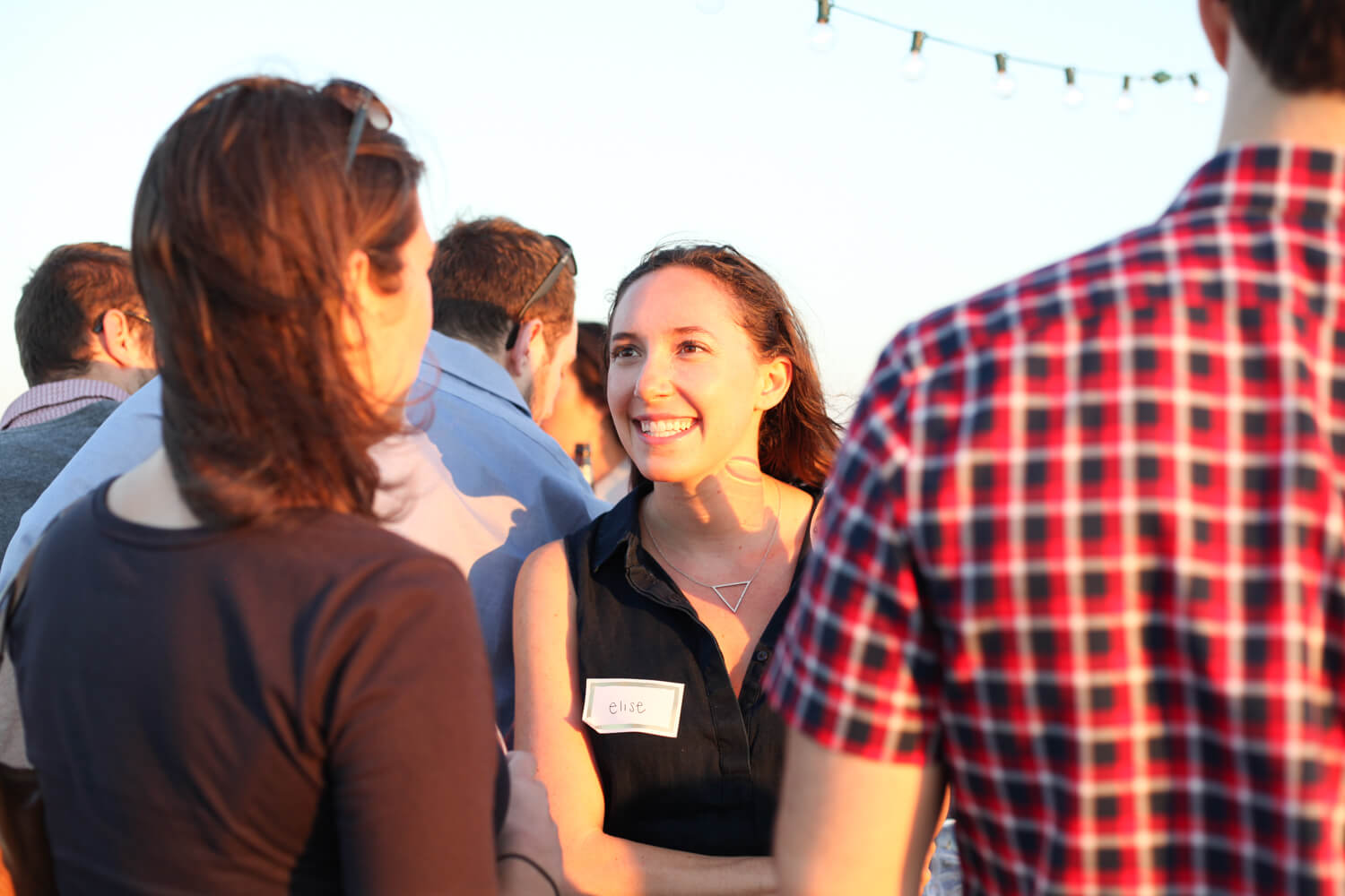 Chicago rooftop dinner party ideas
