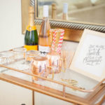Apartment Update – A New, Affordable Bar Cart!