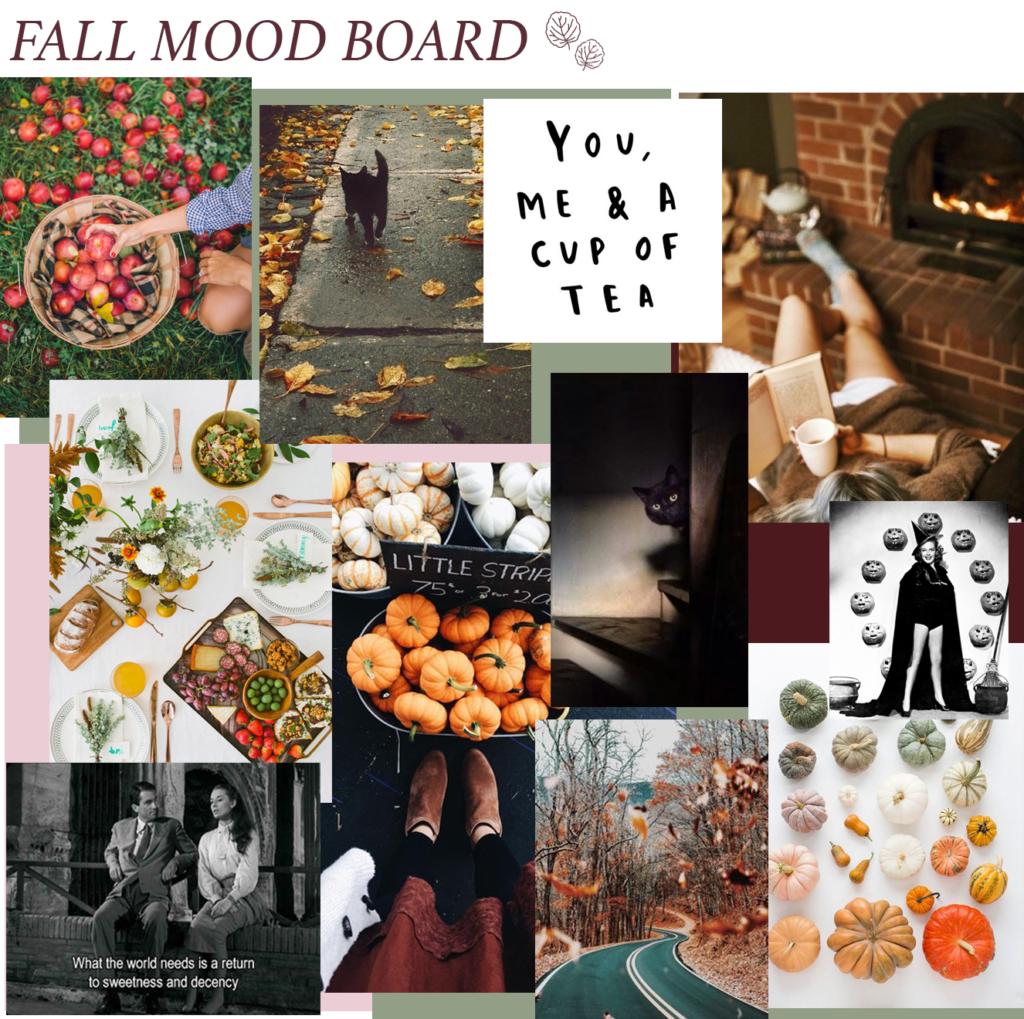 Fall 2017 Mood Board