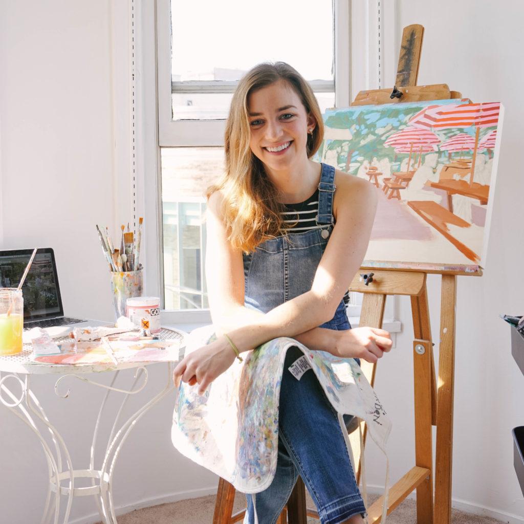 Katherine Corden Chicago Artist