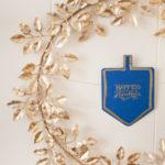 Easy DIY Hanukkah Decorations