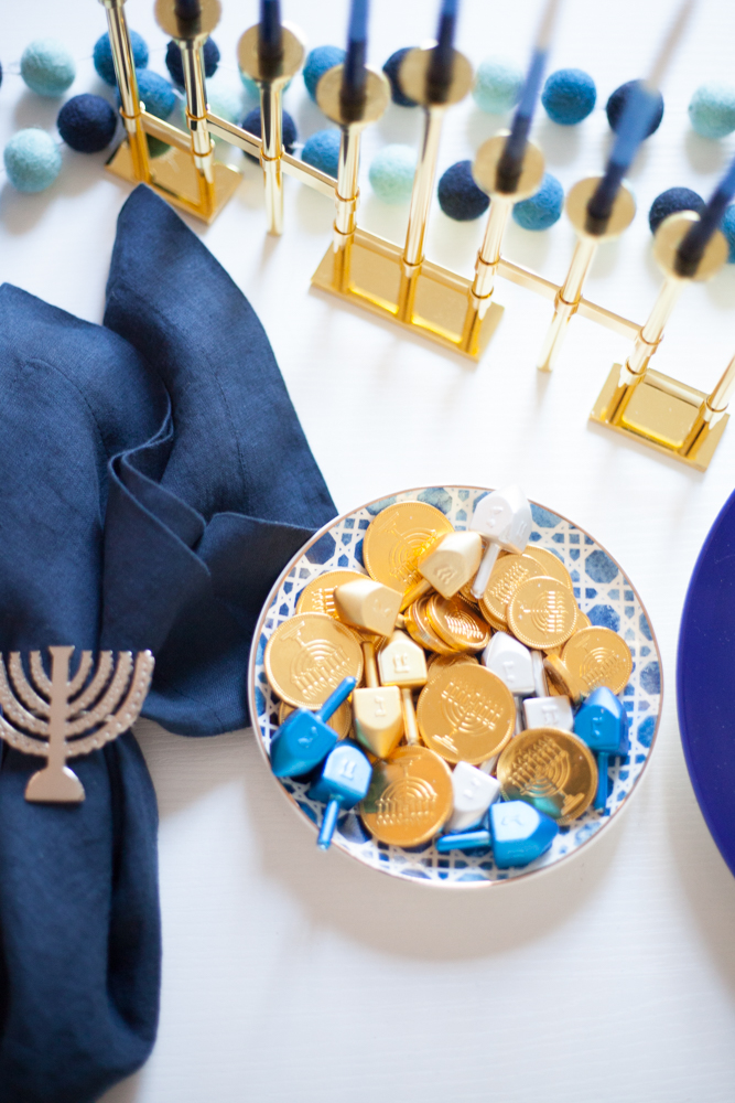 Modern Hanukkah Decorations for the Modern (And Classy!) Jew