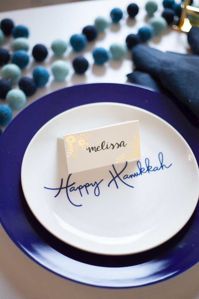 Modern Hanukkah Decorations for the Modern, Classy Jew!