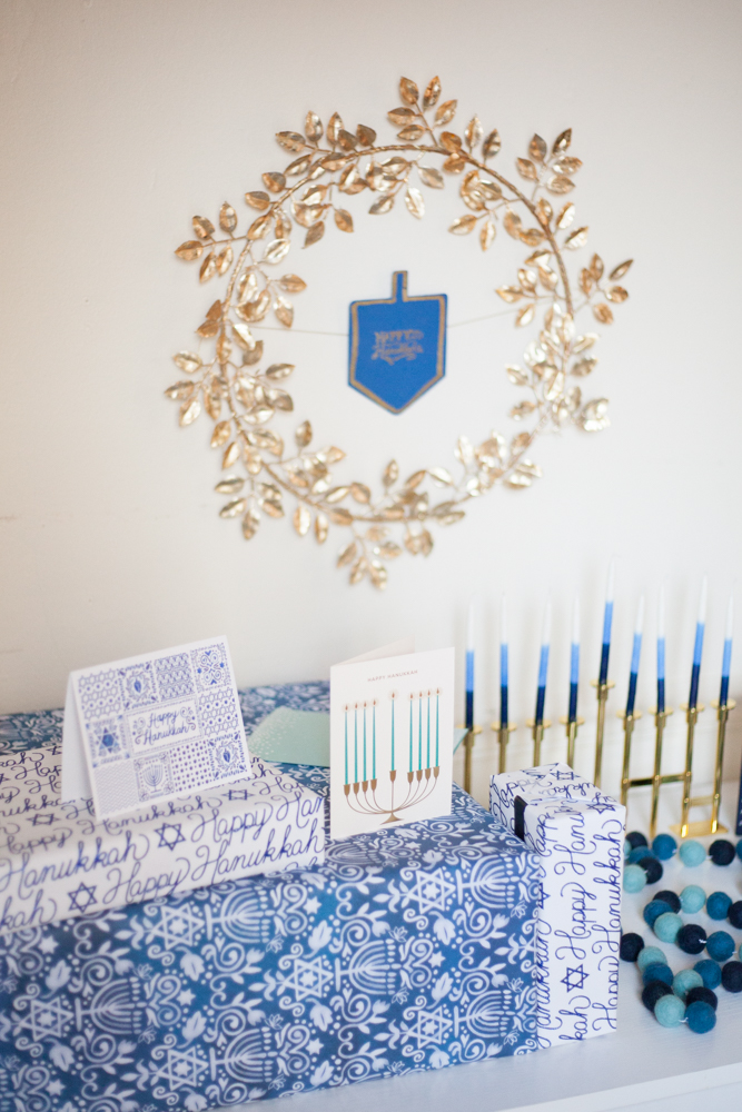 Modern Hanukkah Decorations