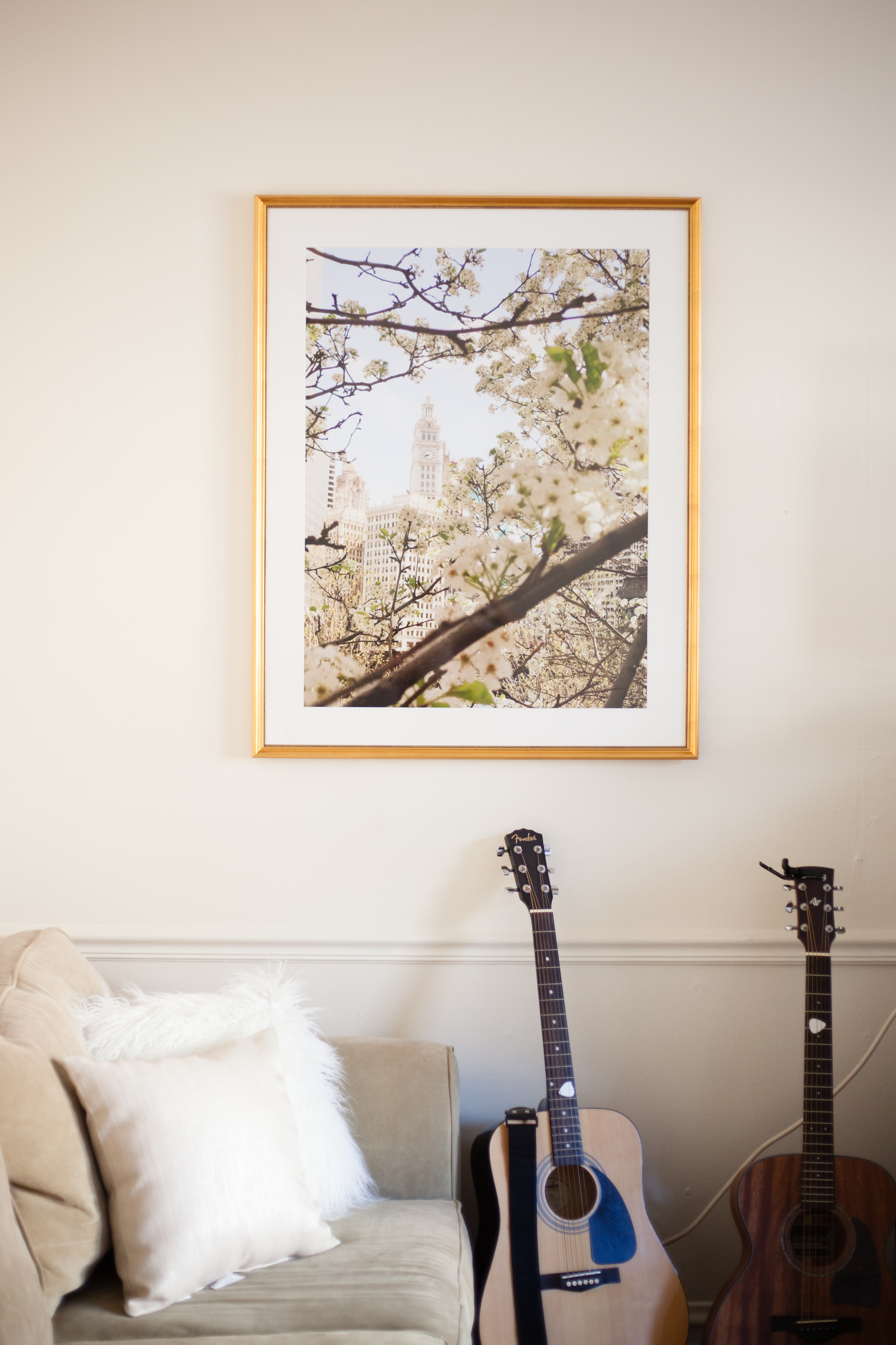 Quality custom framing for a fraction of the price... my excellent review of Framebridge!