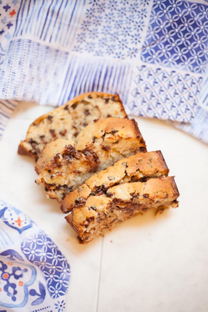 Best Banana Chocolate Chip Bread Recipe
