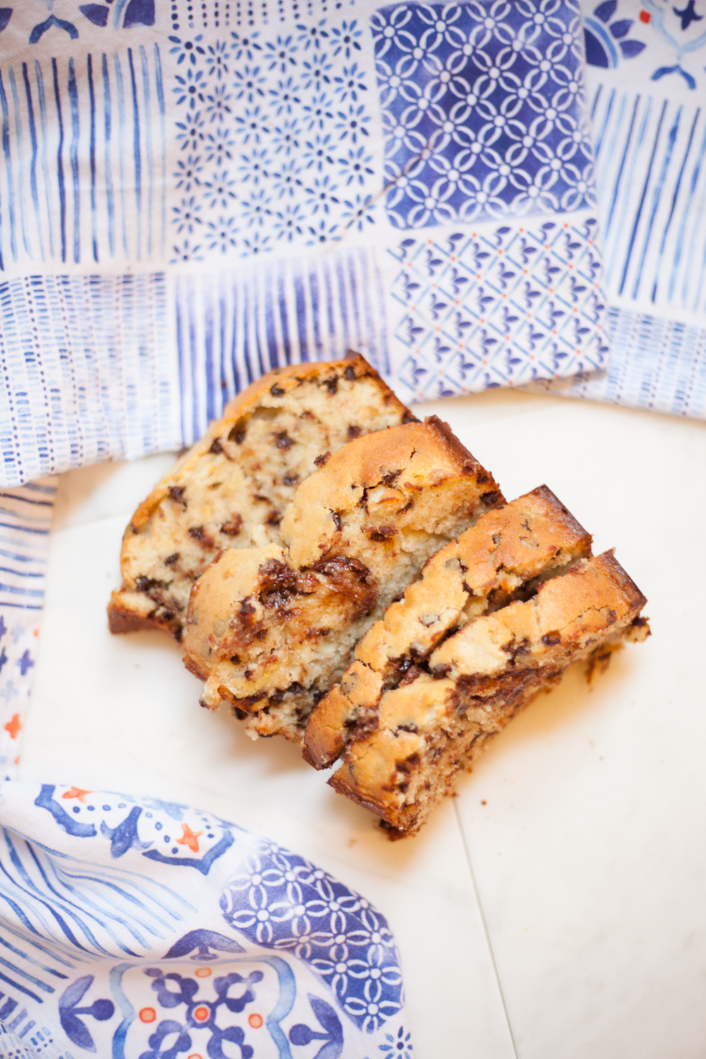 Best Banana Chocolate Chip Bread Recipe