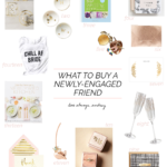 What to Buy a Newly-Engaged Friend