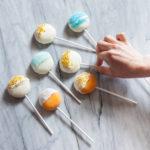 Easy Summer Dessert Idea: Chocolate-Covered Mochi Ice Cream!