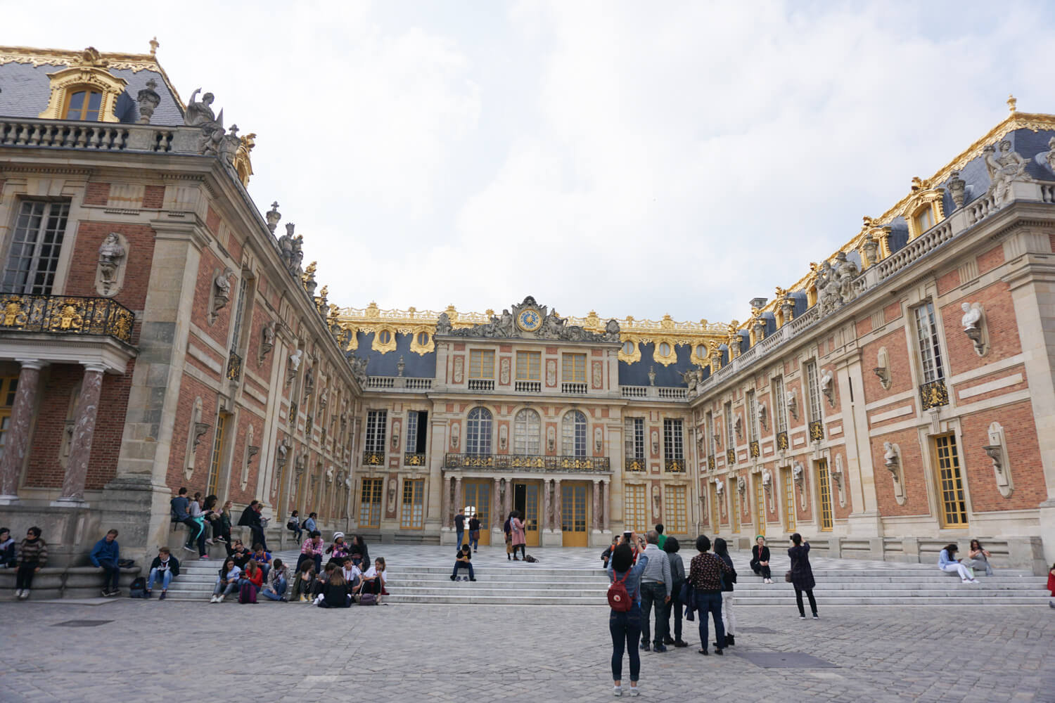 Versailles day trip from Paris