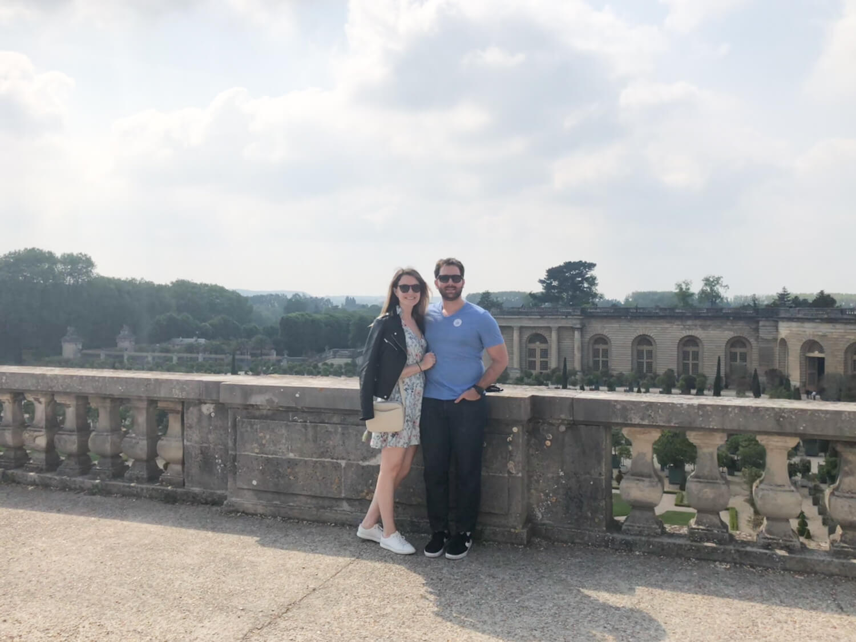 Versailles day trip from Paris
