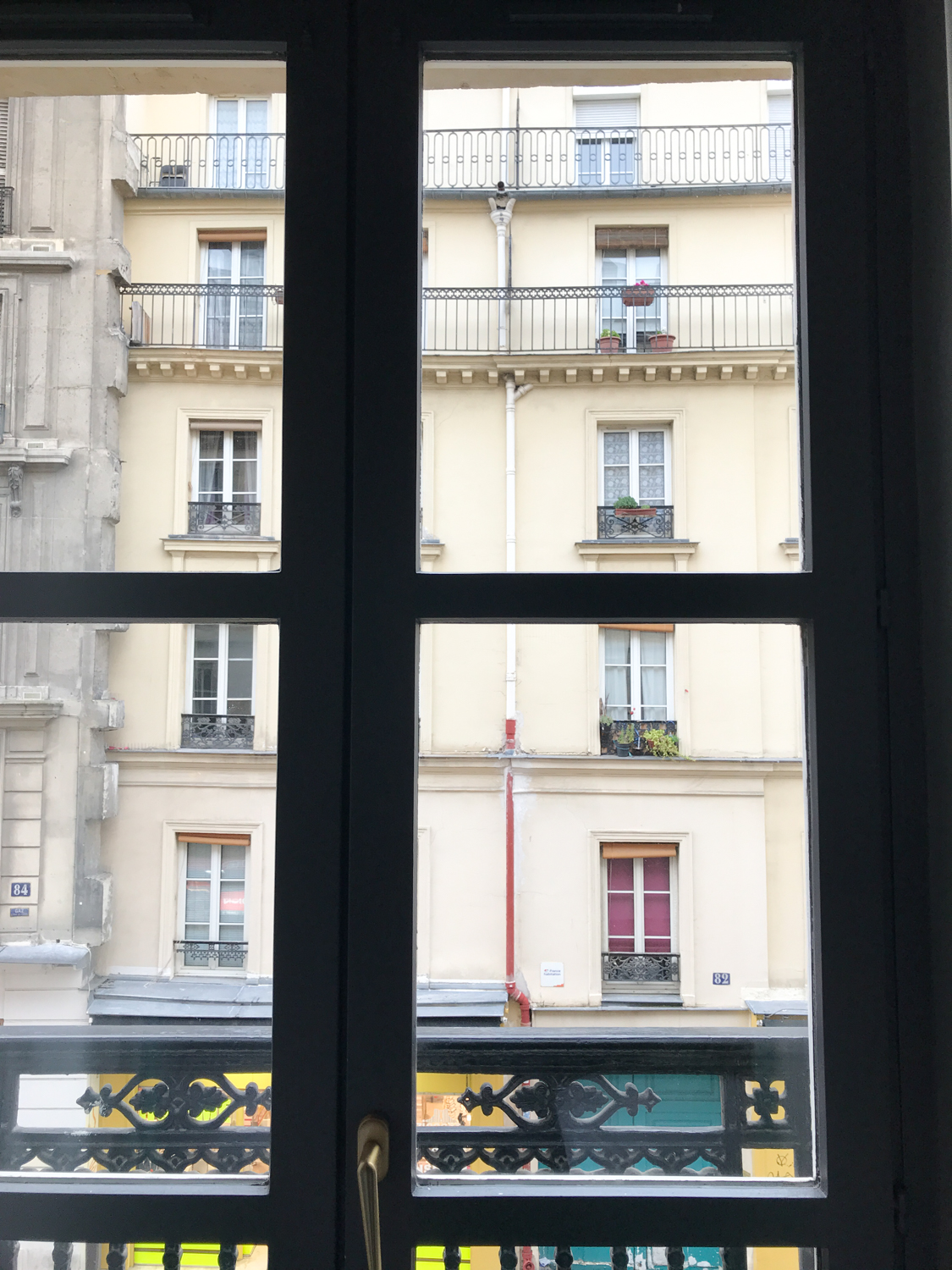 Hotel Handsome, Paris