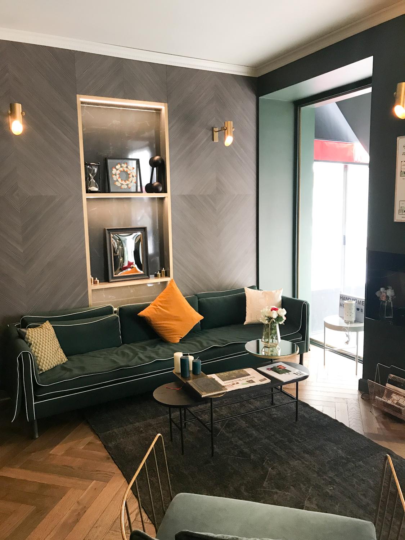 Hotel Handsome, Paris
