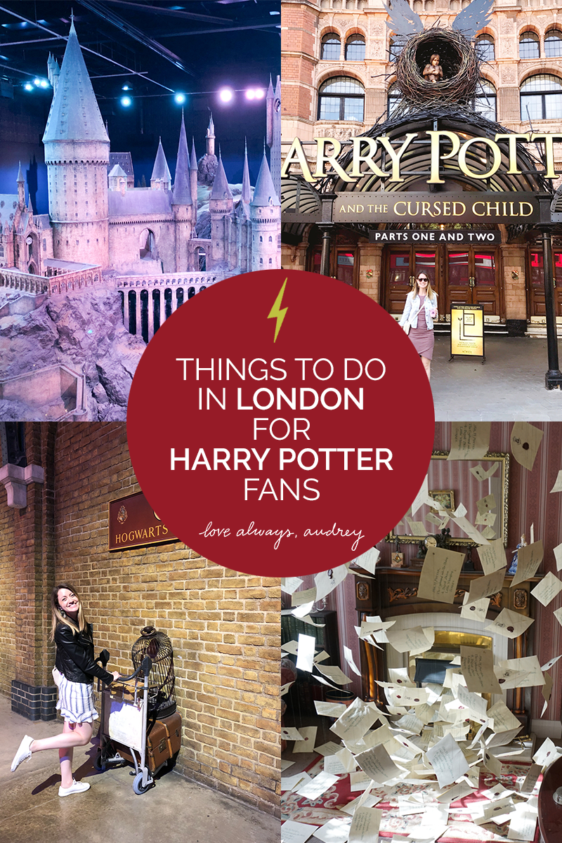 Things to do in London for Harry Potter fans - plus a 5-day itinerary!