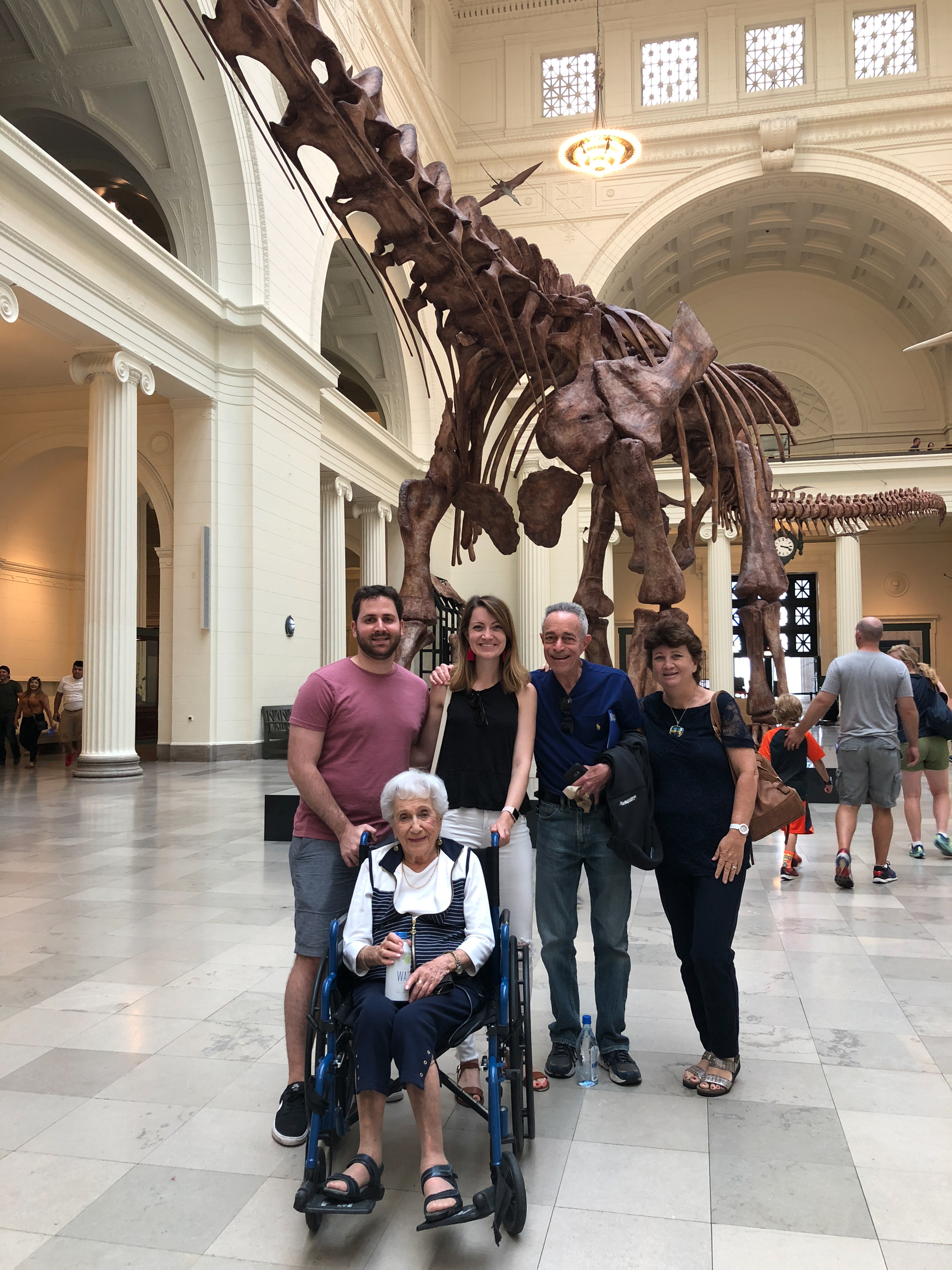 What to do with family in Chicago