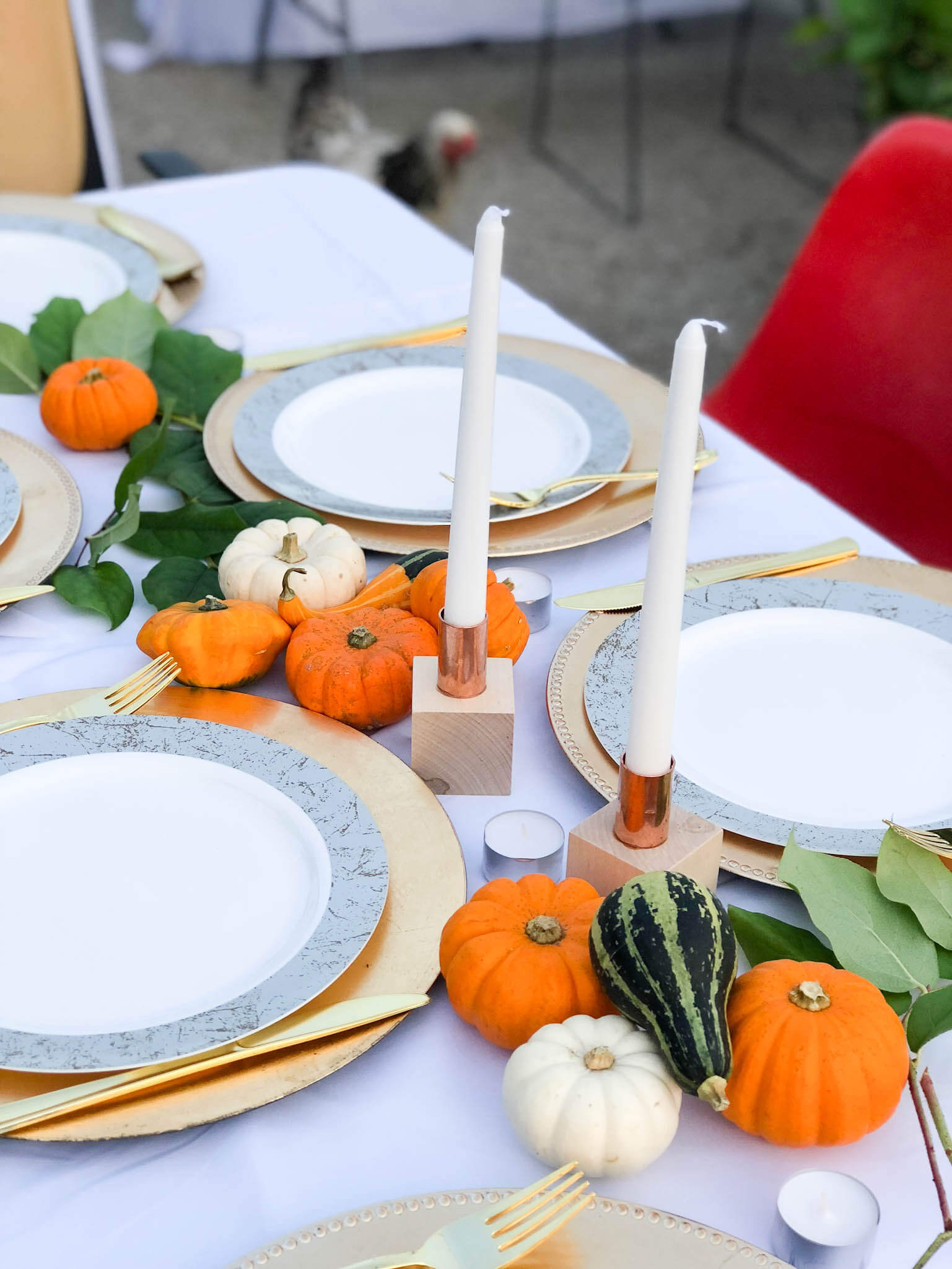 Fall Shabbat dinner ideas